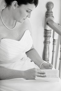 Wedding guest book new zealand