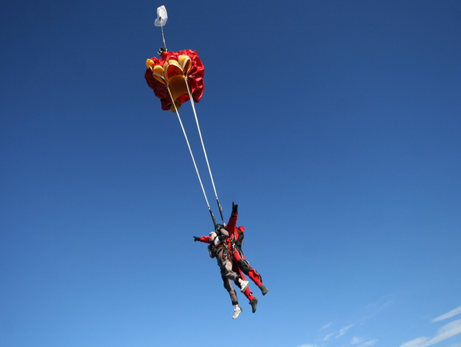 nzone skydiving in queenstown