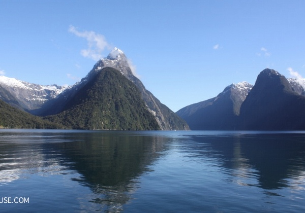 milford sound nzmuse south island road trip campervan
