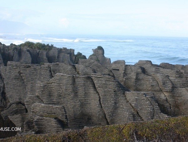 PANCAKE ROCKS campervan road trip south island nzmuse