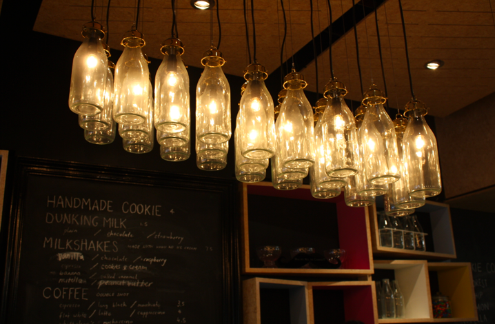 Moustache milk and cookie bar in Auckland - NZ Muse