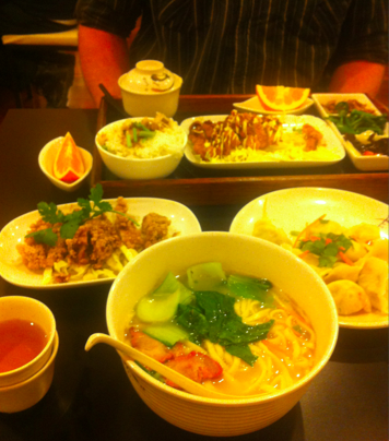 review my kitchen dominion road auckland food